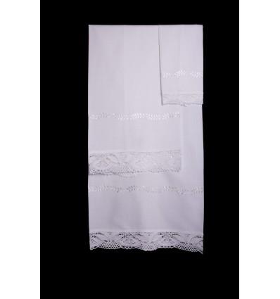 Lace towel set TI1922
