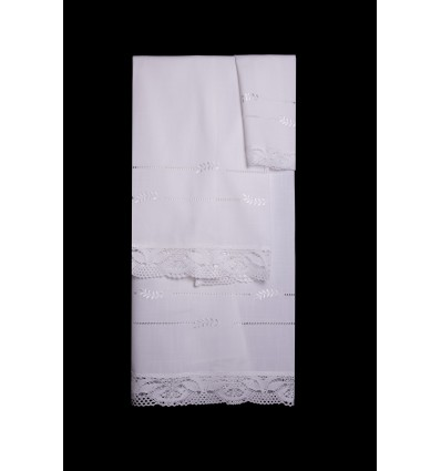 Lace towel set TI1931