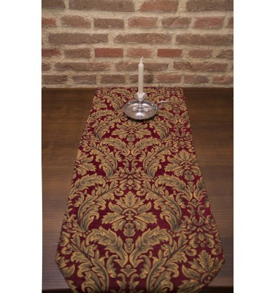 Jacquard table runner 1987
