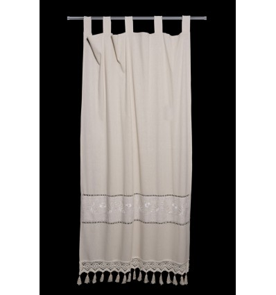Tassel curtain CR2133