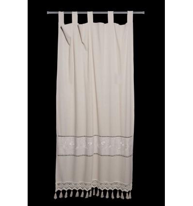 Tassel curtain CR2133