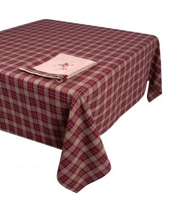 rustikale Tischdecken Bilder 0154-9