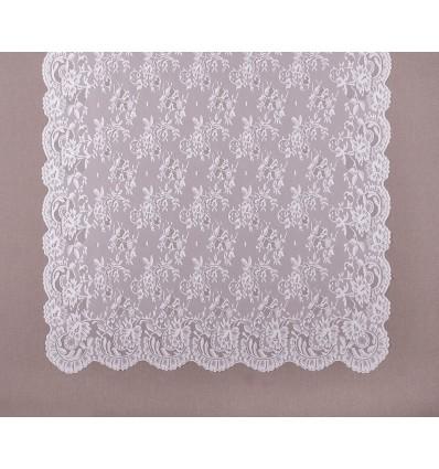 Emboidered mantilla MT7671
