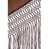 Mantón seda natural bordado a mano MD110