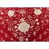 Natural silk hand embroidered shawl NC
