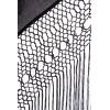 Manteau de soie naturel brodé à la main MD108