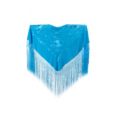 MD122 handbestickte natürliche Seide Mantel