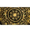 Mantón seda natural bordado a mano G297