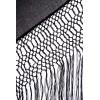 MD46 handbestickte natürliche Seide Mantel
