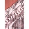 G317 handbestickte natürliche Seide Mantel
